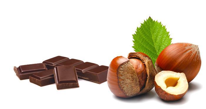 Salame al cioccolato alle nocciole